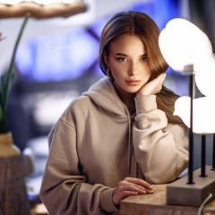 Сергей Сорокин, профи фото, девушка, взгляд