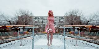 girl, pink, photographer, Олег Наумов