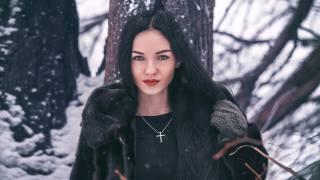 Artemy Mostovoy, девушка, шуба, зима