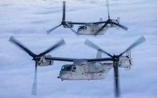bell V-22 Osprey, tiltrotor