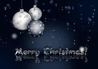 Koule, Vánoce, Nový rok