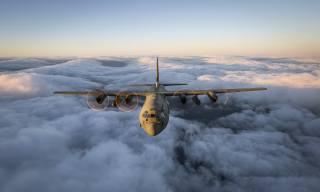 Hercules, самолет, полёт