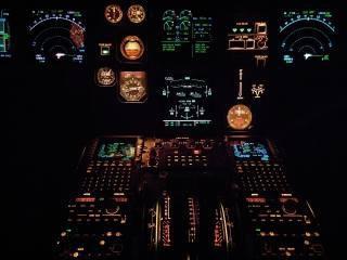 Видимость нулевая, иду по приборам, aviation