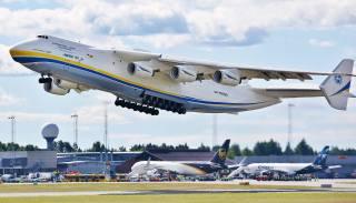Mriya, the plane, EN, Ukraine, the rise, giant
