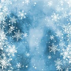 сніжинки, арт