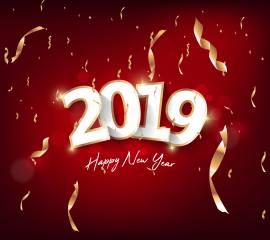 2019, Nový rok, svátek
