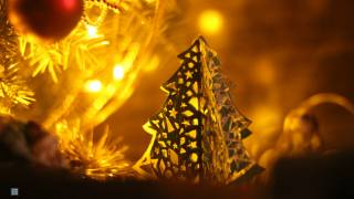 Барт, новий рік, Різдво, іграшки, ялинка, боке, Гірлянди, Новий рік, Різдво, іграшки, Christmas Trees, Garlands, боке, Новий рік, Різдво, Іграшки, ялинка, гірлянди