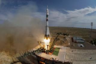 Baikonur, rocket