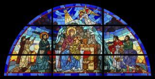 арт, мозайка, релігія, Jesus