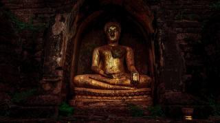 Socha, Buddha