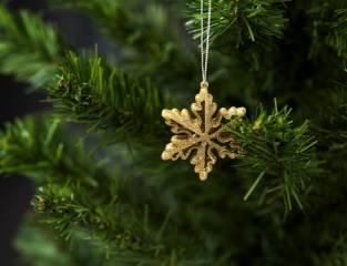 праздник, Новый год, Рождество, ветки, елка, игрушка, снежинка
