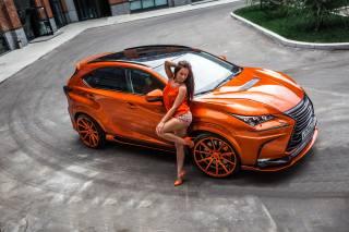 Lexus, girl