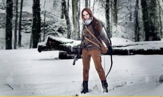 Расхитительница Гробниц, Lara Coft, косплей, Rise Of The Tomb Raider