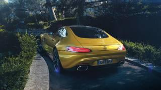 Mercedes Benz, AMG, GT