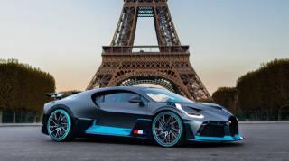 Bugatti, Divo, In, Paris, France