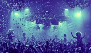 музыка, клуб, движ