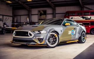 Ford, Eagle Squadron, Mustang, GT