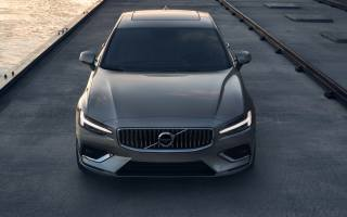 Volvo, s60, front view