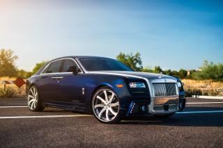 Rolls-royce, car, Rolls Royce, tuning, drives
