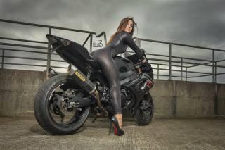 мотоцикл, Suzuki, Системы GSX, motogirls