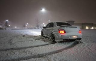 Subaru, superauta, zima