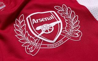 Футбольный клуб, логотип, эмблема, арсенал, фон