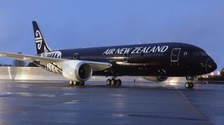 letadlo, Air New Zealand, letiště