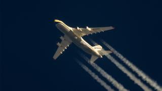 the plane, flight, An-124, Ruslan, Ukraine