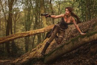 Tomb Raider, cosplay