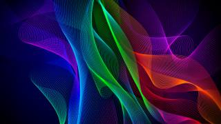 colorful, Abstract, razer