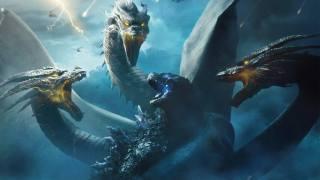 Godzilla, King of the, монстри, King Ghidorah