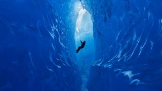 photo, extreme, ice