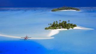 v tropech, ostrovy