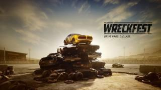wreckfest, Racing, game