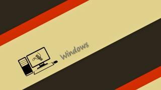 фон, окна, текст