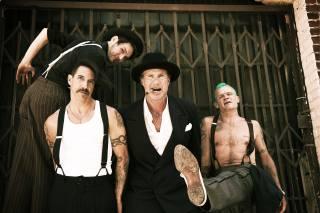 Red Hot Chili Peppers, музыка, группа