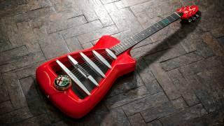 Альфа ромео, гитара