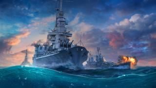 World Of Warships, Games