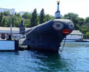 submarine, humor, creative