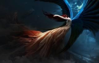 фэнтези, персонаж, креатив, ангел