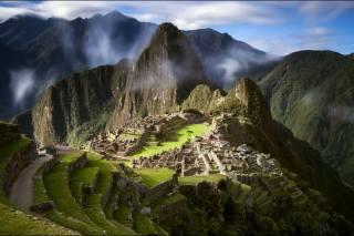 Мачу-Пикчу, горы, Перу