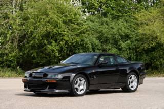 Aston Martin, 1999-2000, двигатель V8, наблюдательный,