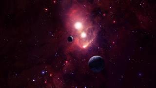 космос, зірки, Галактика