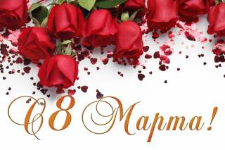 red roses, white, background, holiday, March 8