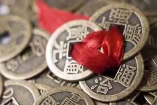 peníze, měna, mince