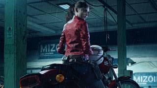 Обитель зла, 2 2019, Claire Redfield, Harley Davidson