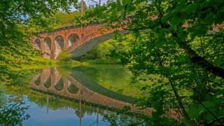 каменный мост, the bridge, river