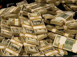 деньги, валюта, купюры
