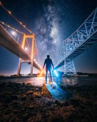 art, bridges