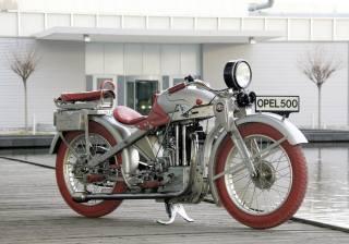 Opel, Retro, 1928-30, motorcycle